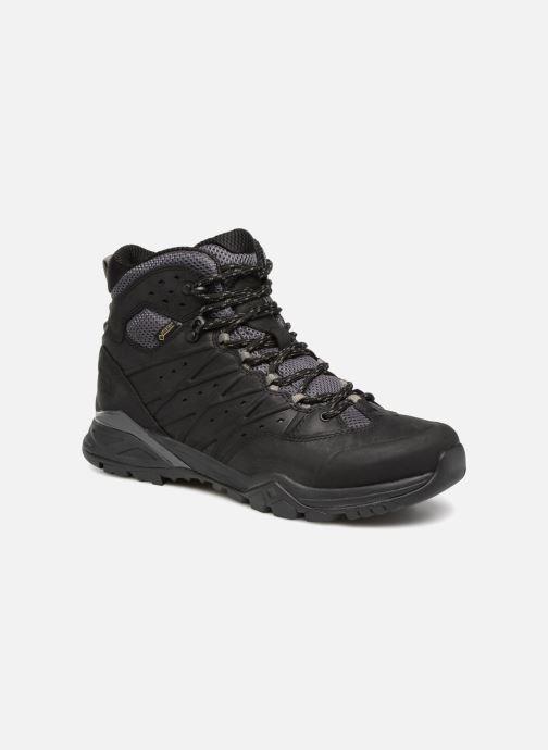 Chaussures de sport The North Face Hedgehog Hike II MD GTX Noir vue détail/paire