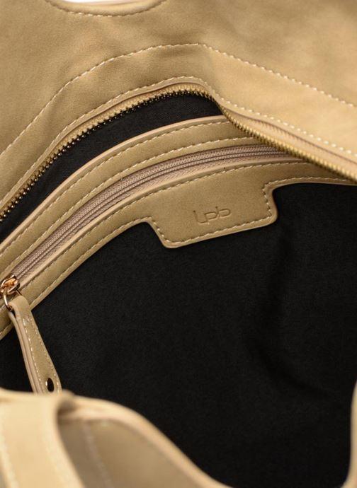 Sacs à main LPB Woman Cabas LPB 301 Beige vue derrière