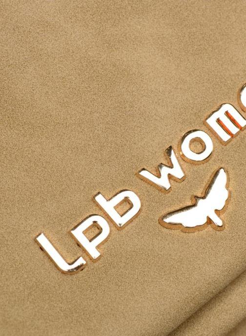 Borse LPB Woman Sac LPB 302 Beige immagine sinistra