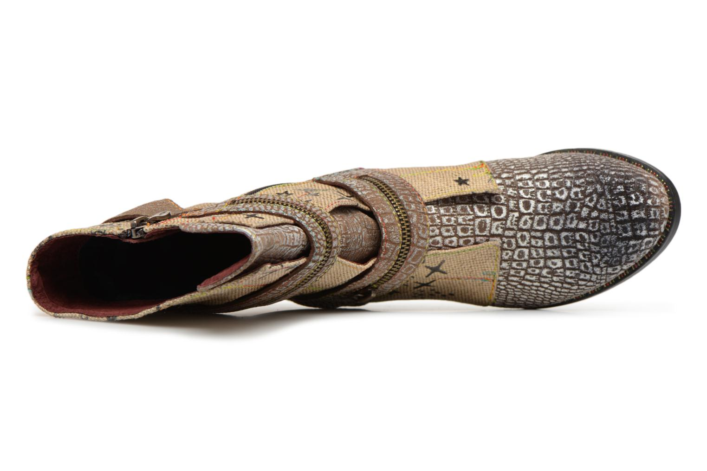 527bf6f6df29f7 ... Laura Vita Clelia 05 (Marron) - Bottines et boots boots boots chez |  Formes ...