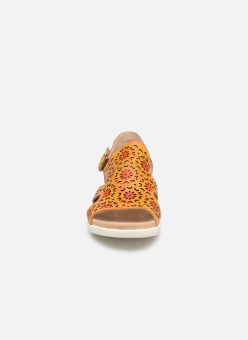 Laura Vita Dobby 01 (Orange) - Sandales et nu-pieds (355829)