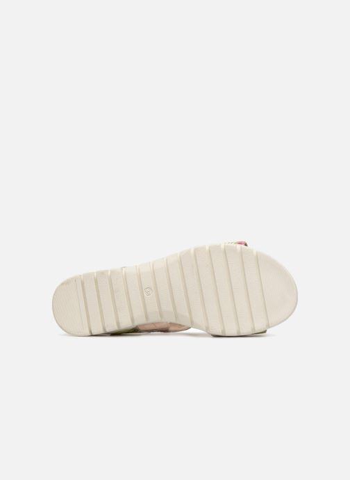 Sandales et nu-pieds Laura Vita Dobby 03 Rose vue haut
