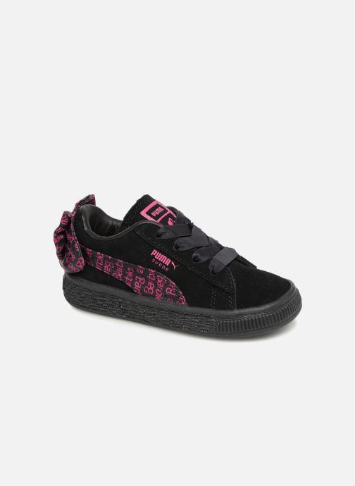 Sneaker Puma SUEDE x Barbie Inf schwarz detaillierte ansicht/modell