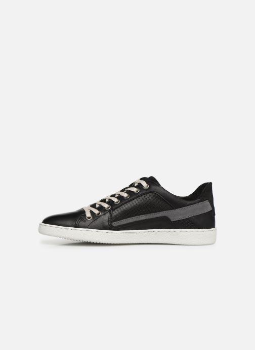 Sneaker TBS Beligno schwarz ansicht von vorne