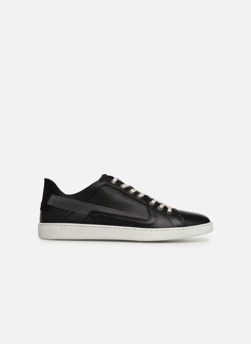 Sneaker TBS Beligno schwarz ansicht von hinten