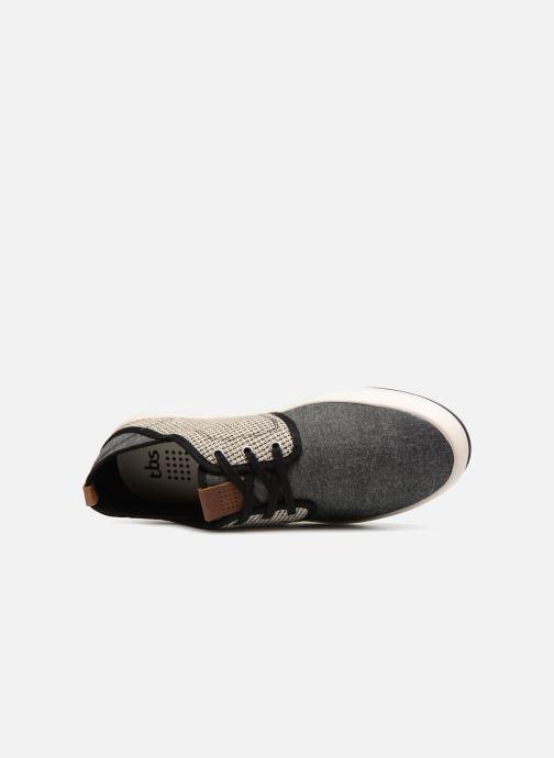 Sneaker TBS Ethniks grau ansicht von links
