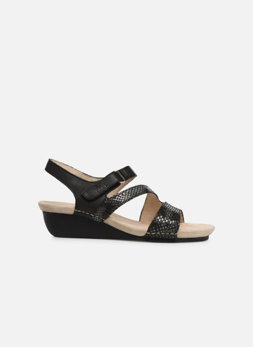 Sandali e scarpe aperte TBS Masayah Nero immagine posteriore
