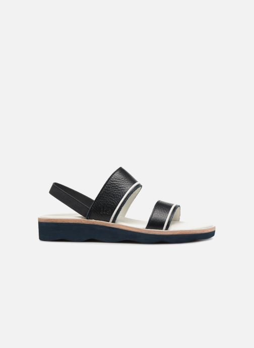 Sandals TBS Mistery Blue back view
