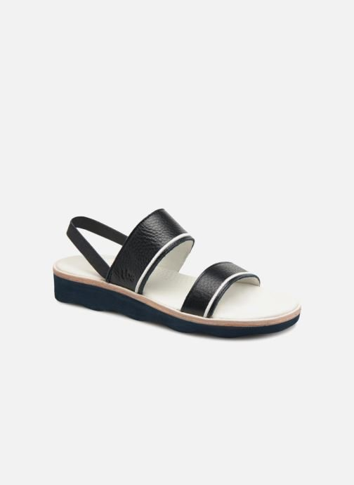 Sandals TBS Mistery Blue detailed view/ Pair view