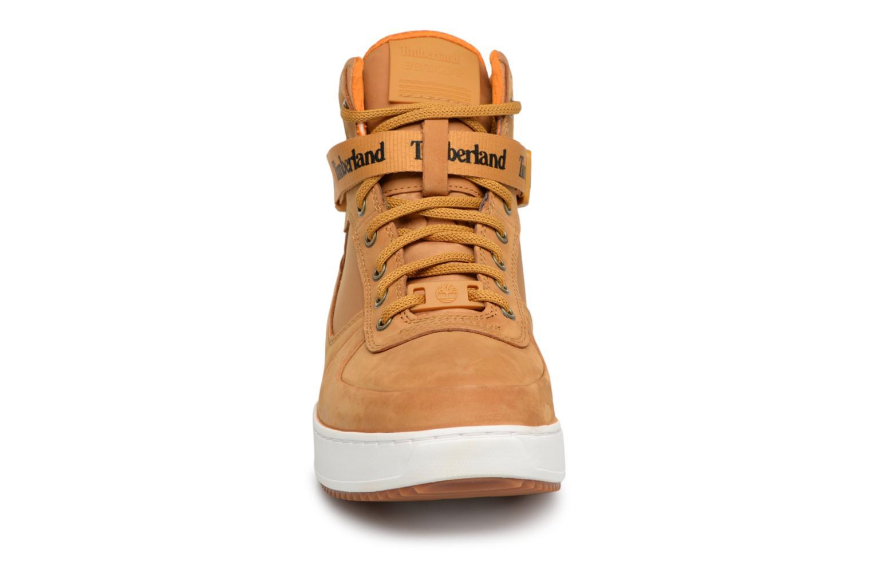 Baskets Timberland Cityroam Cupsole F/L Marron vue portées chaussures