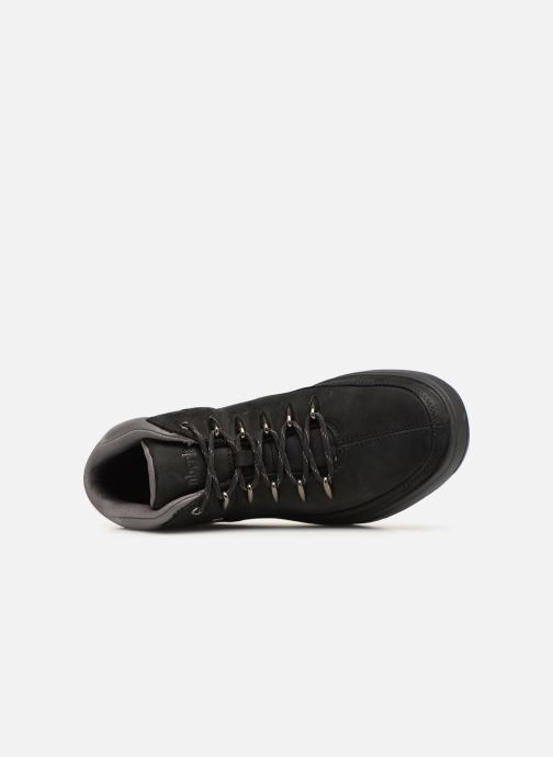 Sneakers Timberland Davis Square Hiker Zwart links