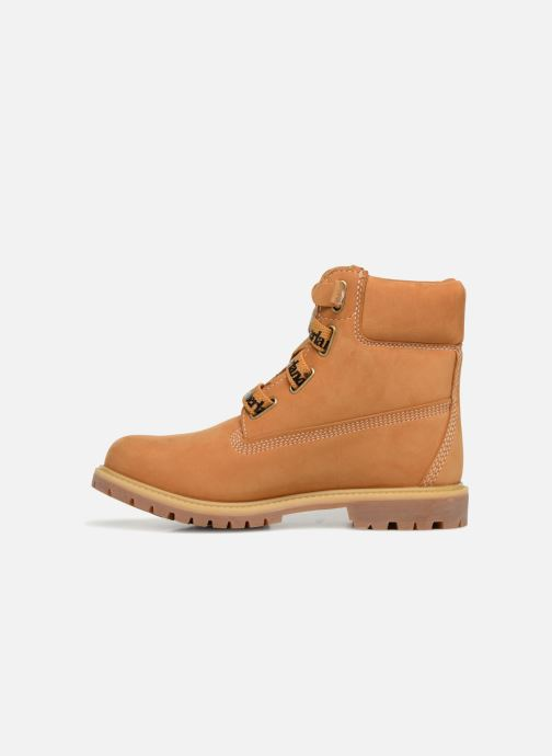 Bottines et boots Timberland Convenience Boot Marron vue face