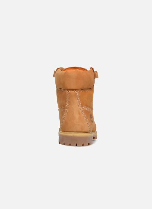 Ankle boots Timberland Convenience Boot Brown view from the right