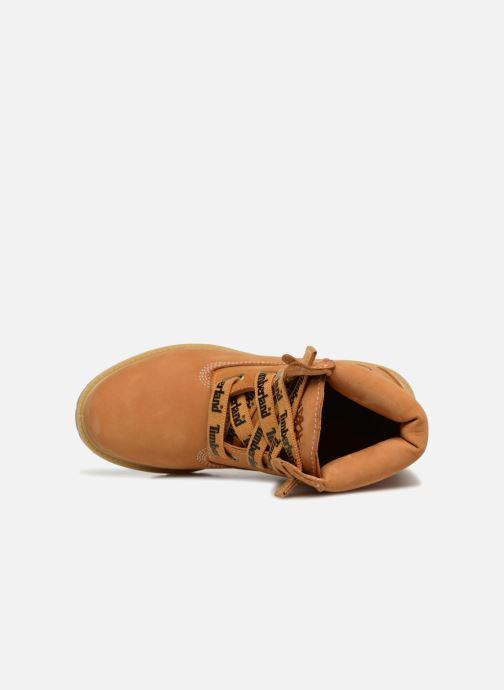 Bottines et boots Timberland Convenience Boot Marron vue gauche