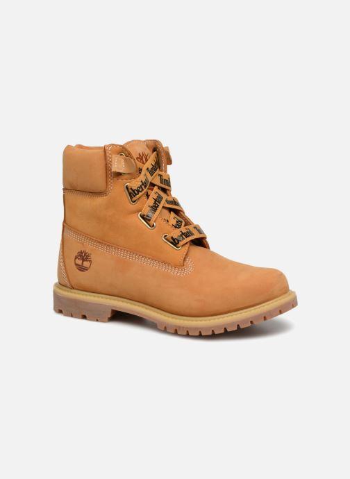 Bottines et boots Timberland Convenience Boot Marron vue détail/paire