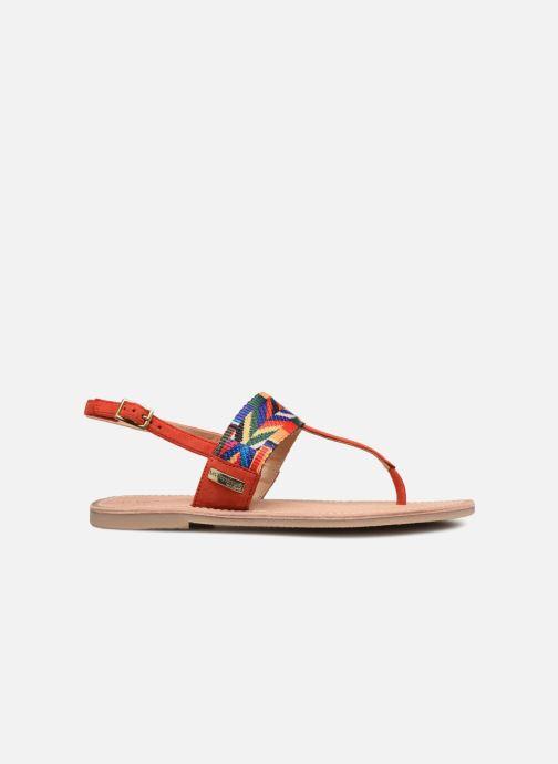 Sandales et nu-pieds Les Tropéziennes par M Belarbi Melita Rouge vue derrière