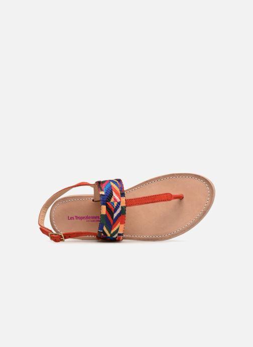 Sandales et nu-pieds Les Tropéziennes par M Belarbi Melita Rouge vue gauche
