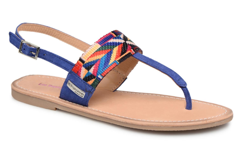Les Tropéziennes par M Melita Belarbi Melita M (Blue) - Sandals chez (344806) b4284d