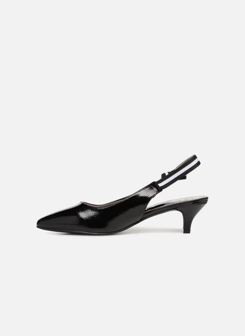 Escarpins I Love Shoes Thanon Noir vue face