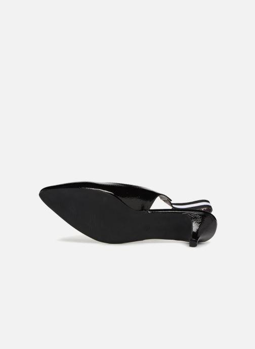 Escarpins I Love Shoes Thanon Noir vue haut