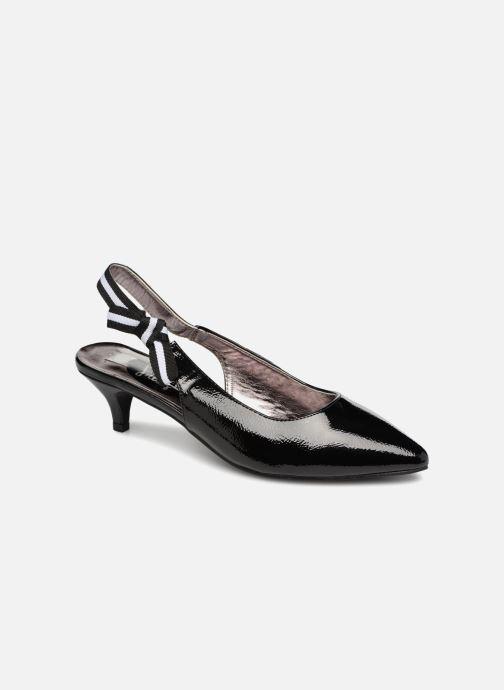 Escarpins I Love Shoes Thanon Noir vue détail/paire
