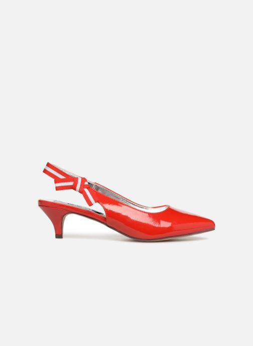 Escarpins I Love Shoes Thanon Rouge vue derrière