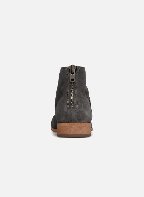Bottines et boots Shoe the bear Soho Gris vue droite