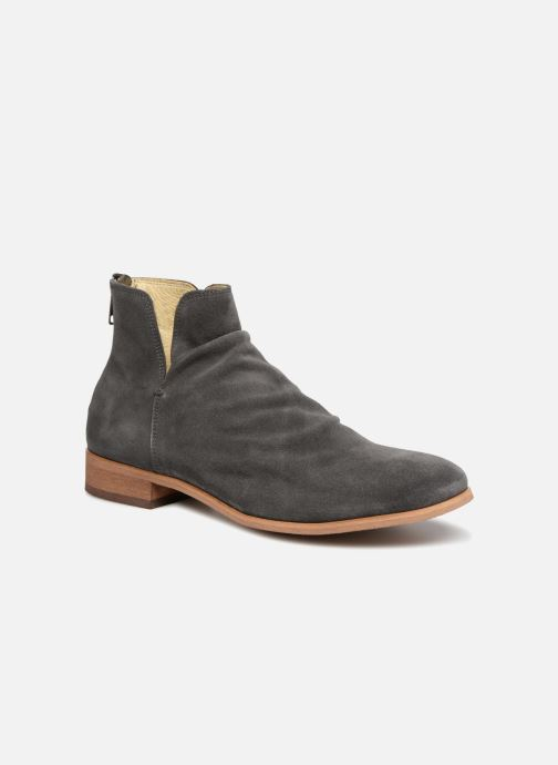 Ankle boots Shoe the bear Soho Grey detailed view/ Pair view