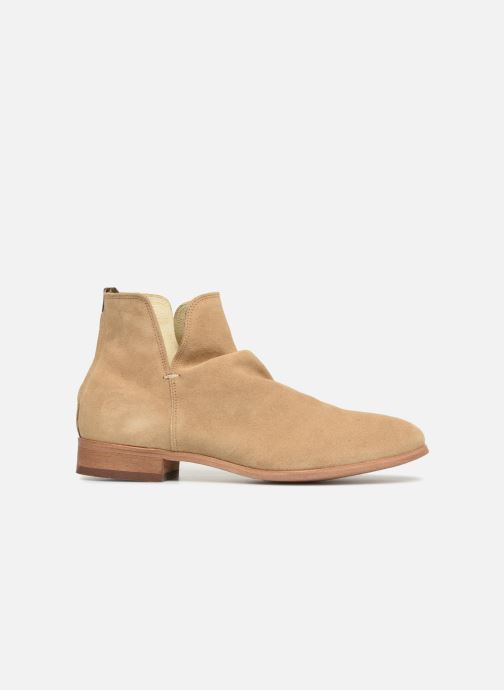 Ankle boots Shoe the bear Soho Beige back view