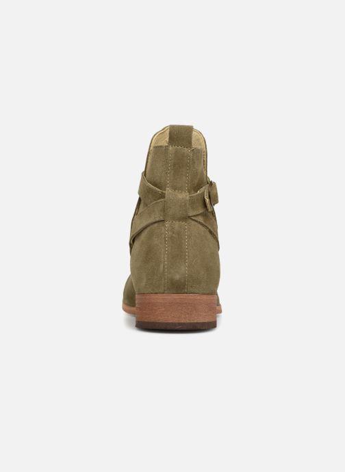 Bottines et boots Shoe the bear Alex Vert vue droite