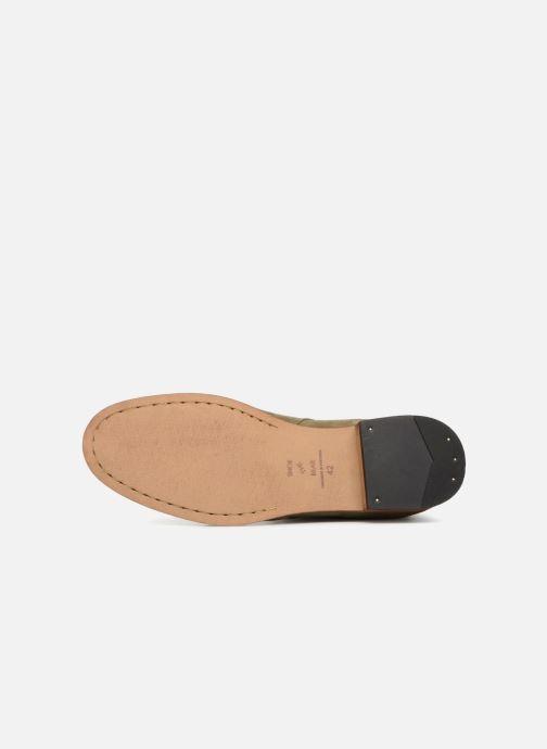 Bottines et boots Shoe the bear Alex Vert vue haut