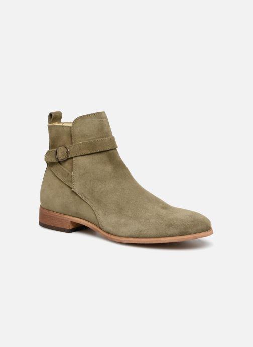 Bottines et boots Shoe the bear Alex Vert vue détail/paire