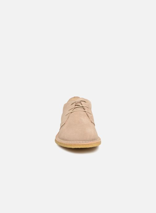 Lace-up shoes Shoe the bear Tyler Beige model view