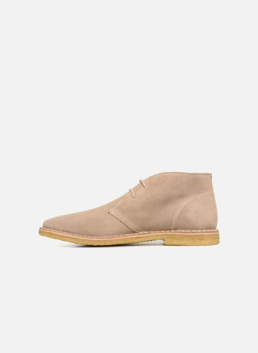 Ankle boots Shoe the bear Edward Beige front view