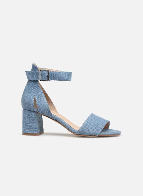 Sandales et nu-pieds Shoe the bear May Bleu vue derrière