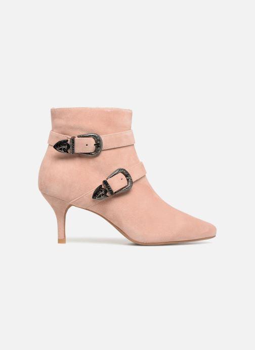 Boots en enkellaarsjes Shoe the bear Ann Roze achterkant