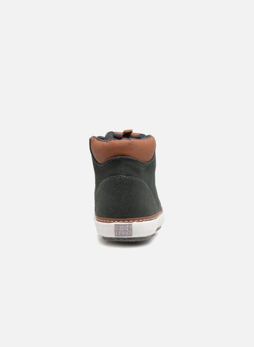 Sneaker Gioseppo Projekt grau ansicht von rechts