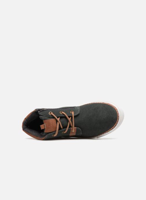 Sneaker Gioseppo Projekt grau ansicht von links
