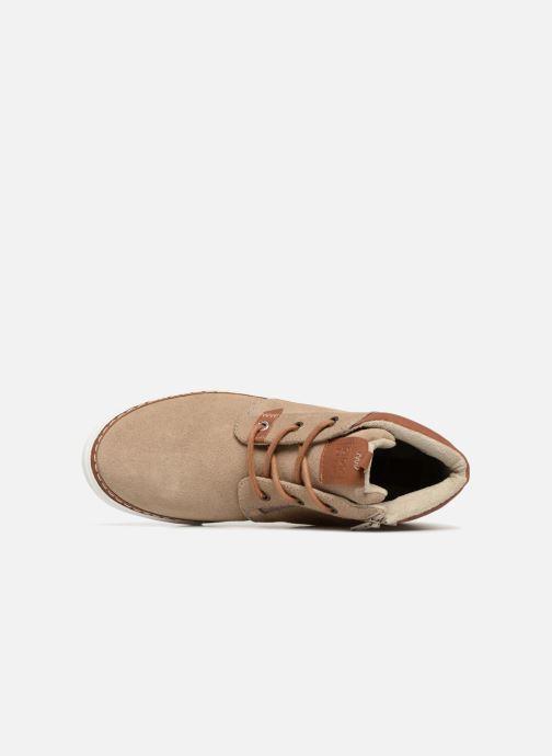Sneaker Gioseppo Projekt beige ansicht von links