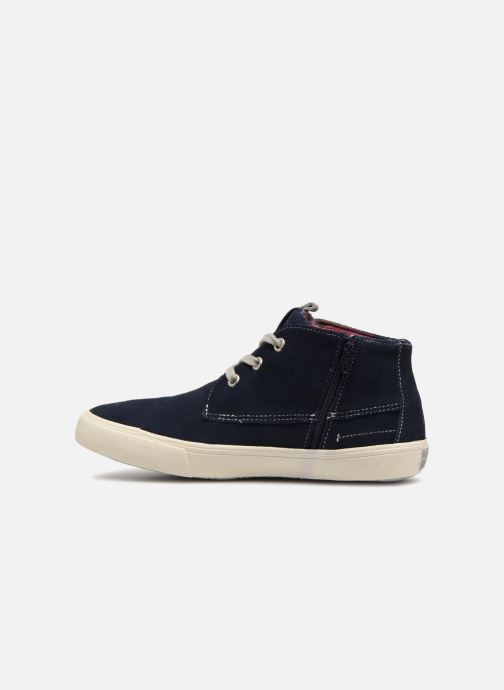 Sneakers Gioseppo Depeche Blauw voorkant