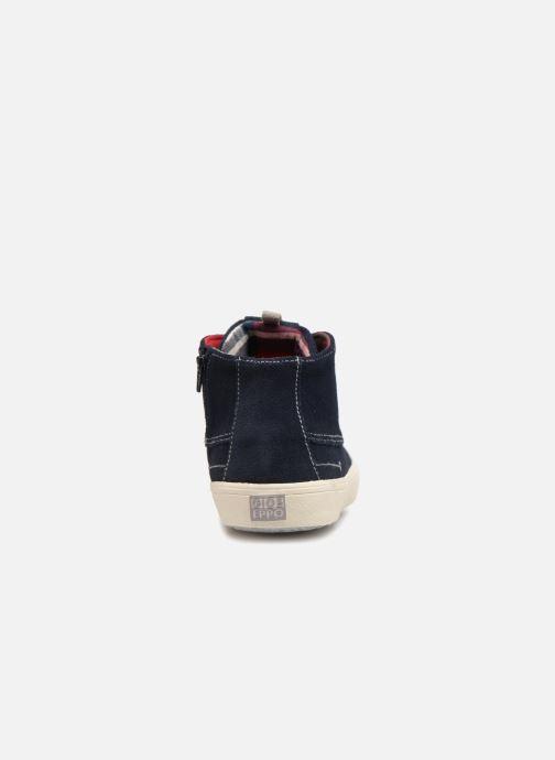 Sneakers Gioseppo Depeche Blauw rechts