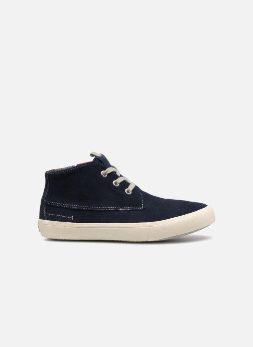 Sneakers Gioseppo Depeche Blauw achterkant