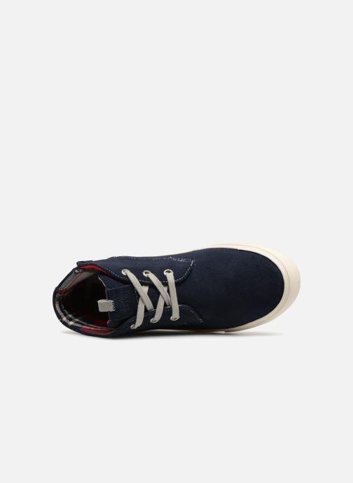 Sneakers Gioseppo Depeche Blauw links