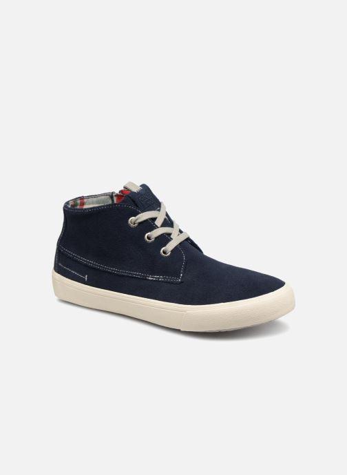 Sneakers Gioseppo Depeche Blauw detail