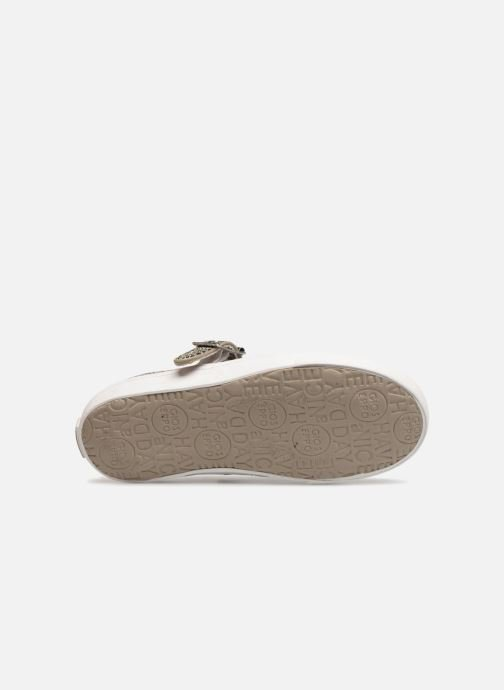 Ballet pumps Gioseppo Dinarama Brown view from above