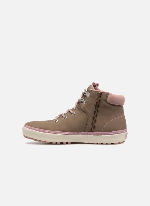 Sneakers Gioseppo Ashly Beige immagine frontale