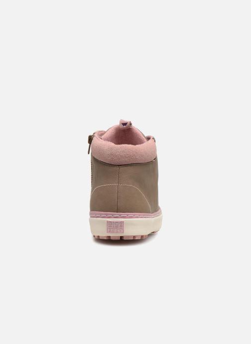 Sneakers Gioseppo Ashly Beige rechts