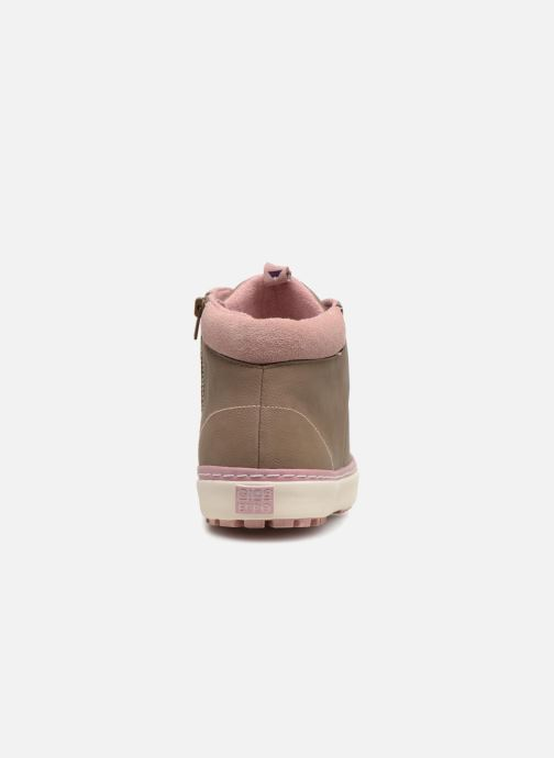 Sneakers Gioseppo Ashly Beige immagine destra