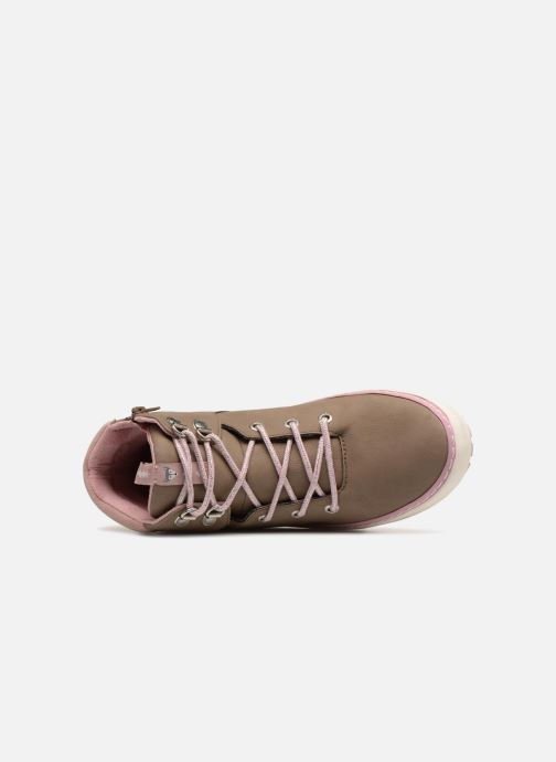 Sneakers Gioseppo Ashly Beige immagine sinistra