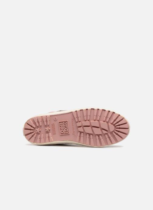 Sneakers Gioseppo Ashly Beige immagine dall'alto